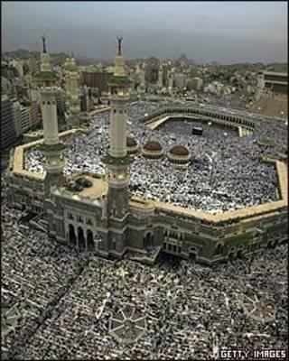 Peregrinaje al Haj.