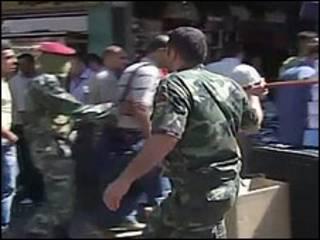 أفراد أجهزة الأمن الفلسطينية