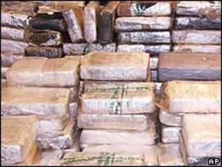 Cocaína (Foto: Archivo)