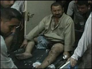 العنف ببغداد