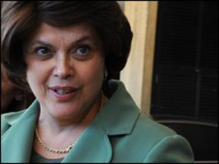 A ministra-chefe da Casa Civil, Dilma Rousseff (Foto: Antonio Cruz/ABr, 3 de julho)
