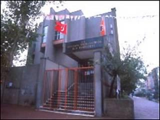 مدخل جامعة اسطنبول