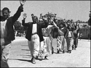 تهمل الكتب المدرسية الاسرائيلية نزوح الفلسطينيين الجماعي من اراضيهم عام 1948