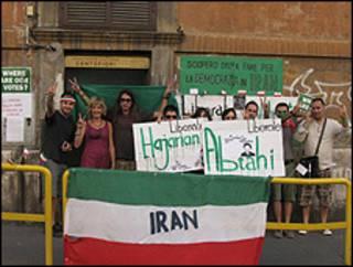 اعتصاب غذا به ایتالیا هم رسید