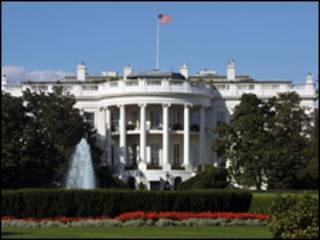 کاخ سفید در واشنگتن