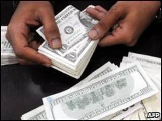 دولارات أمريكية