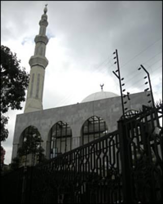 Mezquita en Caracas