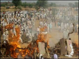 गूजरों का आंदोलन (फ़ाइल फ़ोटो)