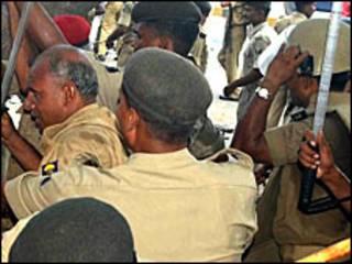 बिहार पुलिस (फ़ाइल फ़ोटो)