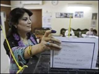 اخذ رای در کردستان