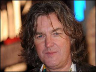 O apresentador da BBC James May