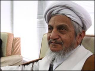 آیت الله صانعی - عکس از سایت