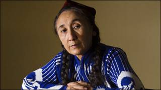 Bà Rebiya Kadeer