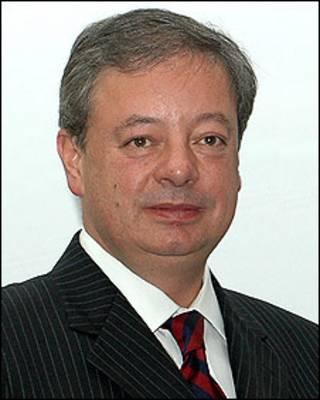 Gabriel Silva, nuevo ministro de Defensa de Colombia. Foto cortesía de la Presidencia de Colombia.