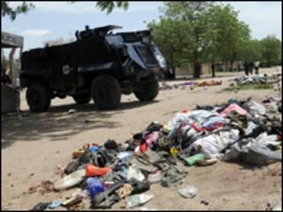 Gawawwakin 'yan Boko Haram