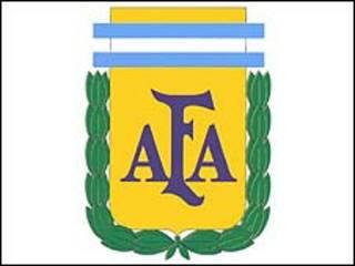 Símbolo da Associação de Futebol Argentino (AFA)