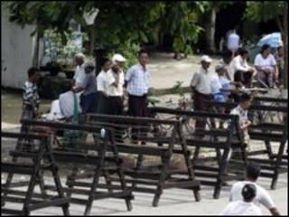 Tại Rangoon an ninh xiết chặt khi ngày công bố bản án tới gần