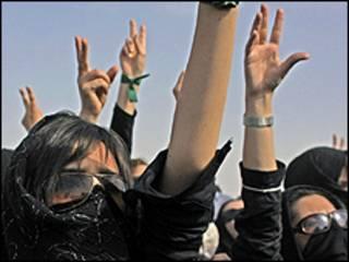 تظاهرات خیابانی پس از انتخابات