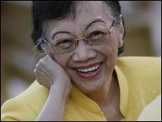 Cựu tổng thống Aquino