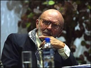 Antonio del Conde, el Cuate, propietario del barco Granma en el que Fidel Castro y sus compañeros desembarcaron en Cuba.