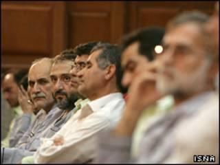 محمد علی ابطحی مشاور محمد خاتمی در دادگاه