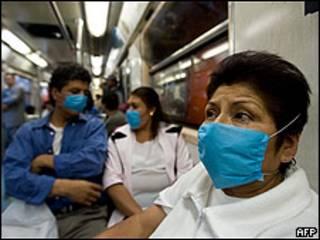 Gripe porcina en la Ciudad de México.