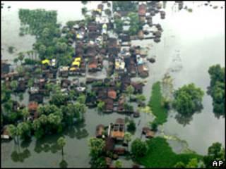 उत्तर भारत में बाढ़