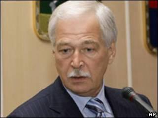 Спикер Госдумы Борис Грызлов
