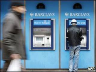 Clientes do banco Barclays