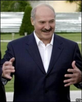 Президент Лукашенка