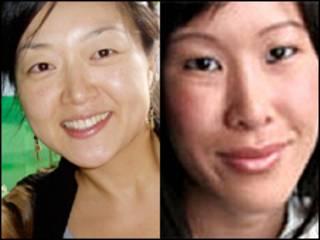 Hai phóng viên người Mỹ, Laura Ling và Euna Lee