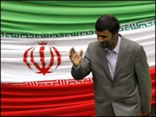 Президент Аҳмадинежод
