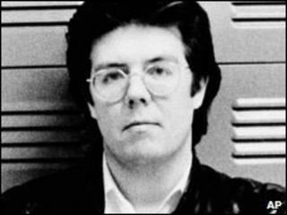 O diretor John Hughes. Foto AP
