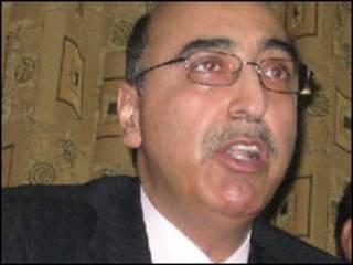 دفتر خارجہ کے ترجمان عبدالباسط