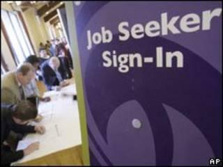 Agência de empregos nos EUA