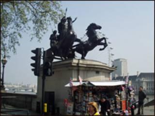 Boudicca雕像