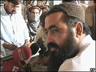 Baitullah Mehsud, líder del Talibán en Pakistán