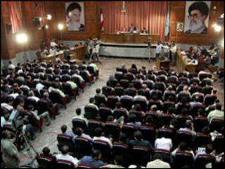 دادگاه معترضان به نتیجه انتخابات ریاست جمهوری- عکس از خبرگزاری مهر