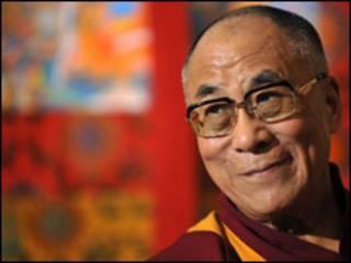 الدلاي لاما الزعيم الروحي للتيبت