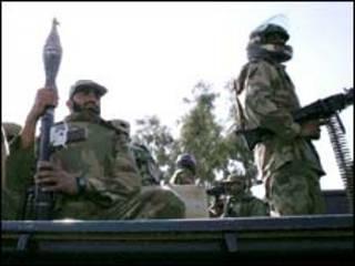 पाकिस्तानी सेना (फ़ाइल फ़ोटो)
