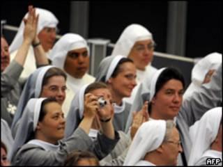 Religiosas bajo la lupa