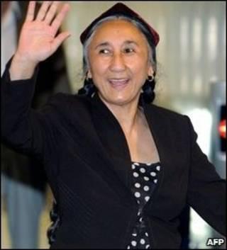Bà Rabiya Kadeer