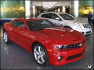 Автомобили General Motors