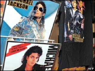 Póster de Michael Jackson