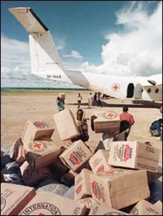 مساعدات انسانية في الصومال
