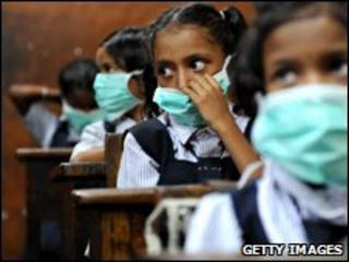 Escola em Mumbai