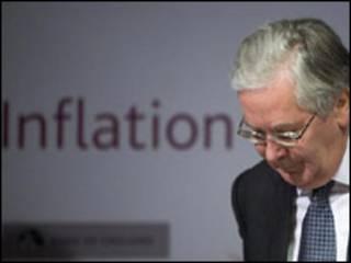 Мервін Кінг: інфляцію спричинили зовнішні фактори, а не ситуація в країні