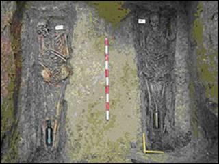 Exhumaciones en San Cristóbal