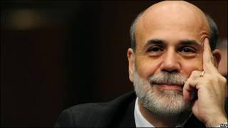 Ben Bernanke, presidente de la Reserva Federal de EE.UU..