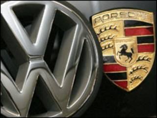 Porsche ve VW